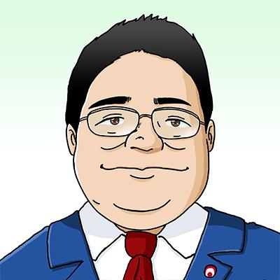 営業部長:津田 弘一